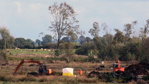 The commission believes more remains may be buried in Oristown Bog