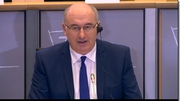 Phil Hogan is facing questions from members of the Agriculture Committee