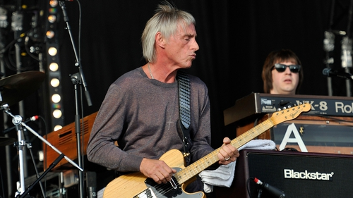 """Weller: """"I think it's one of the best things I've done... and it's been a pleasure doing it"""""""