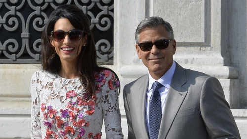 That wedding - George and Amal wed in glorious sunshine in Italy in 2014