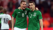 The loss of James McCarthy and Seamus Coleman would be a major blow to Ireland's hopes of a result in Germany