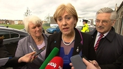 Heather Humphreys said she takes full responsibility for John McNulty's appointment