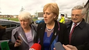 RTÉ News: Heather Humphreys responds to questions on the McNulty controversy