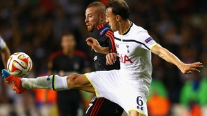 Chiriches capped a poor performance by giving away a late penalty kick with a foolish handball