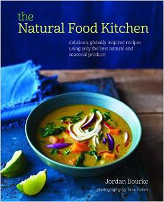 Jordan Bourke - The Natural Food Kitchen