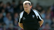 Pat Flanagan managed Sligo last season