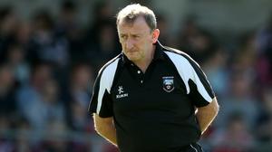 Pat Flanagan managed Sligo last season