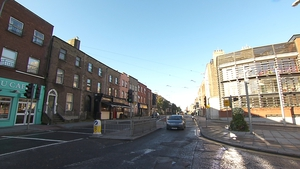 A pedestrian died in the incident in Dublin