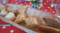 White Baguettes - Try Cloughjordan House chef Colleen O'Hara's amazing baguette recipe to really impress your dinner guests!