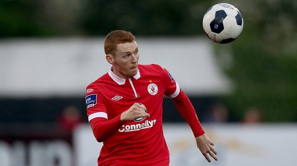 Danny Ledwith rounded off a resounding win with the fourth goal for Sligo