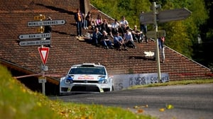 Jari-Matti Latvala led all but one of the 18 stages in the Alsace region