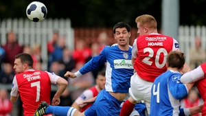 St Pat's Athletic can now look forward to a second Cup final appearance in three years