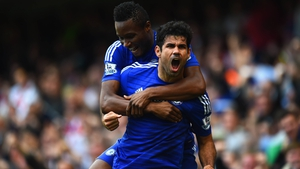 Diego Costa has struggled with fitness this season
