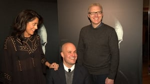 Simone George, Mark Pollock and Ross Whitaker