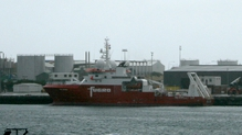 Incident happened while probe was being pulled behind the search ship Fugro Discovery