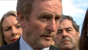 Enda Kenny said he expected Oireachtas members who had not yet voted would respect John McNulty's call not to vote for him