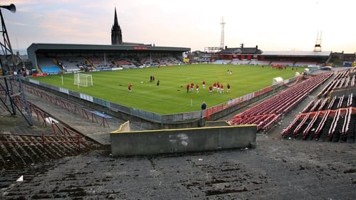 Dalymount is known as the home of Irish football