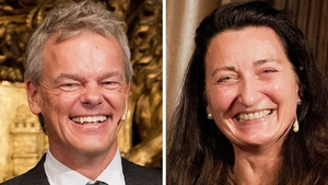 Edvard and May-Britt Moser are the fifth couple to win a Nobel Prize