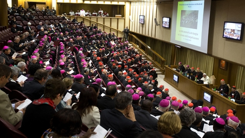 Some clergy have expressed concern over the document