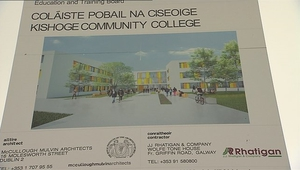 Kishoge Community College is one of 70 new schools that are under construction this year