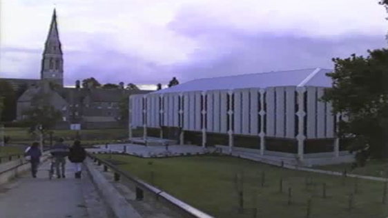 Maynooth College Gets New Library
