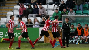 Rory Patterson earned Derry City a replay
