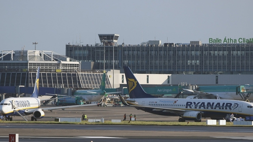 Irish Passenger Information Unit will receive data from airlines and exchange information with Europol and other European countries