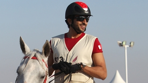 Bahraini Prince Nasser bin Hamad Al Khalifa is a regular visitor to England