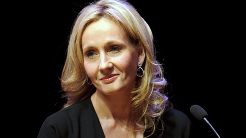 Rowling - Autumn treat for fans