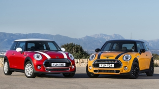 MINI is the best Small Car