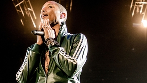 Pharrell Williams' new single Freedom is Apple's first exclusive release