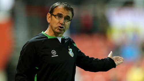 Pat Fenlon angry over excessive fixture demands put on his players