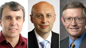Eric Betzig, Stefan W Hell and William E Moerner won for developing the optical microscope into a nanoscope