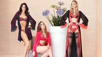 Brown Thomas Lessons in Lingerie Show