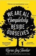 """Booker shortlist: """"We Are All Completely Beside Ourselves"""" by Karen Joy Fowler"""