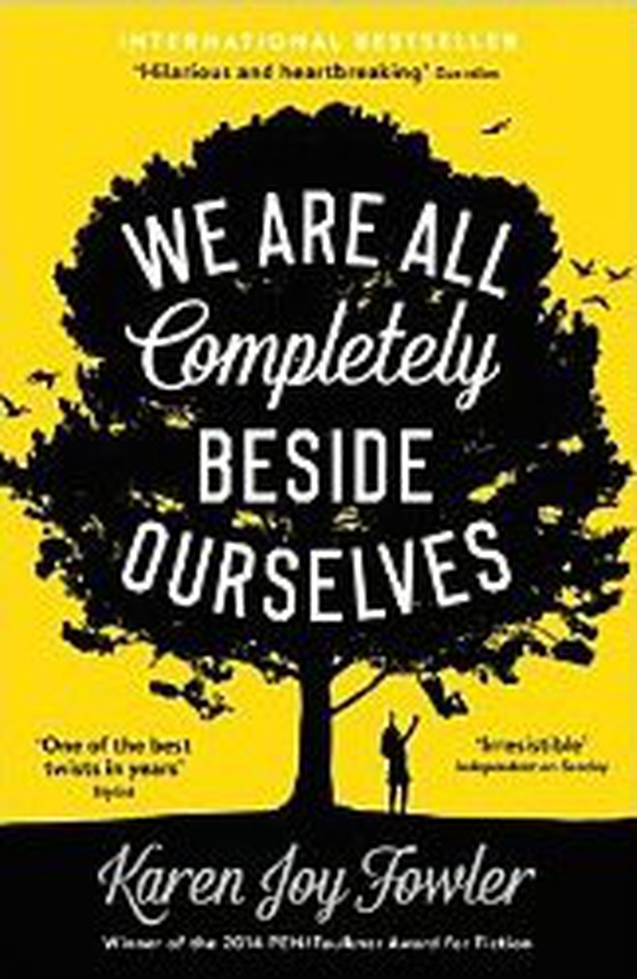 "Booker shortlist: ""We Are All Completely Beside Ourselves"" by Karen Joy Fowler"