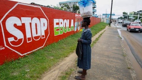 3,879 people have died in west Africa from Ebola as of 5 October