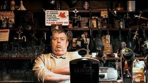 Paul Garland is one of the stars of The Irish Pub