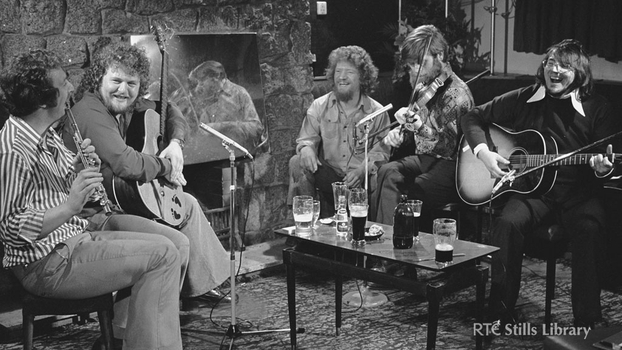 John Curran, James McCann, Luke Kelly, John Sheahan and Des Moore.