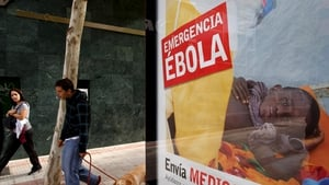 It's the ninth time that Ebola has been recorded in the country