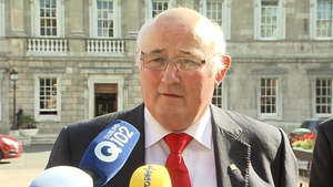 Gerard Craughwell was in Leinster House for the vote