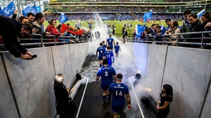 Leinster will be hoping for a large crowd for the game against Harlequins