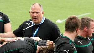 Mike Ruddock will now focus on his role with Lansdowne