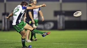 Craig Ronaldson was the hero for Connacht with three penalties