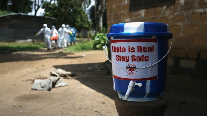 The threat from Ebola - a view from Liberia