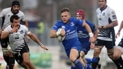 Ian Madigan returns to the Leinster side after Ireland's autumn internationals