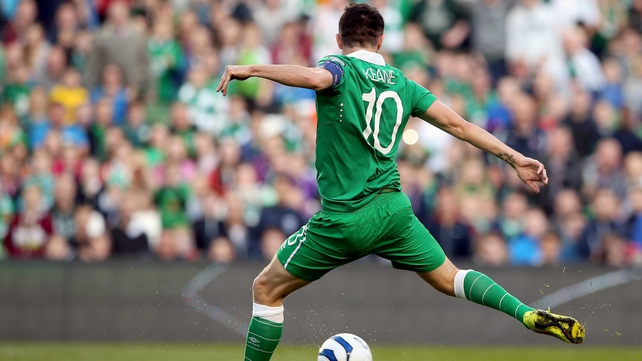 VIDEO: Robbie Keane on crucial Poland clash