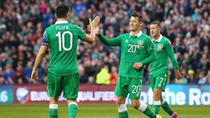 Ireland face Germany on Tuesday