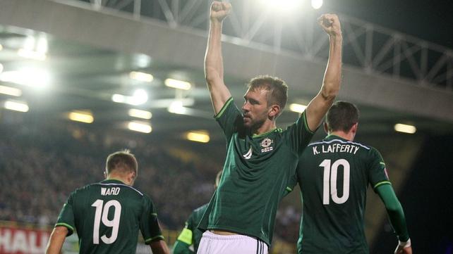 Northern Ireland's McAuley focused on Faroes match