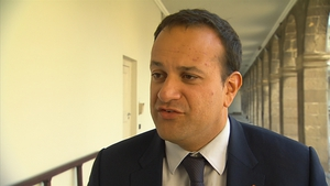 Leo Varadkar said health unions should not try to exploit the risk of Ebola